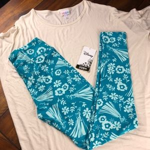 New LulaRoe Disney Leggings One Size